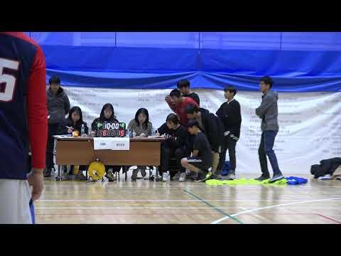 제주삼다수 3X3 BASKETBALL CHALLENGE 일반부 4강전 리얼B vs 레인보우 2