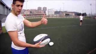 Video tutorial: El pase en Rugby
