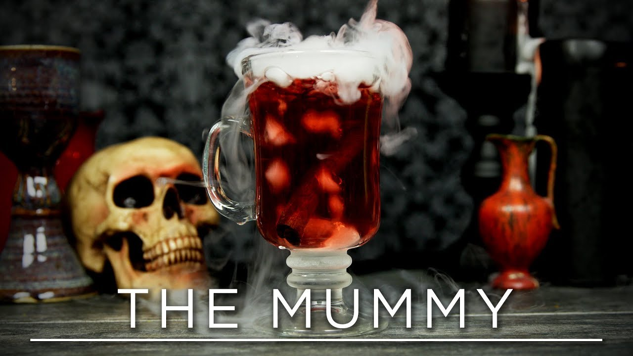 How to drink mummies
