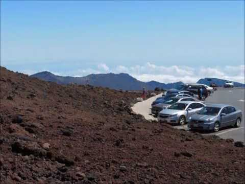 Haleakalā National Park - Maui Hawaii