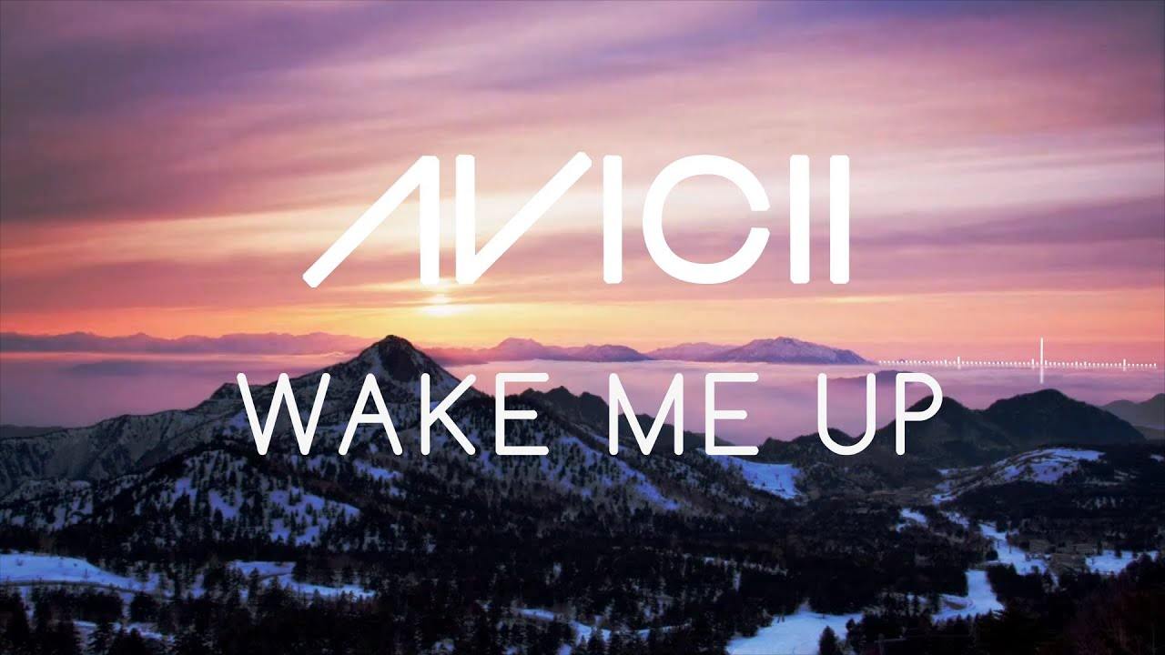 Avicii Logo Wake Me Up Avicii - Wake Me Up [L...