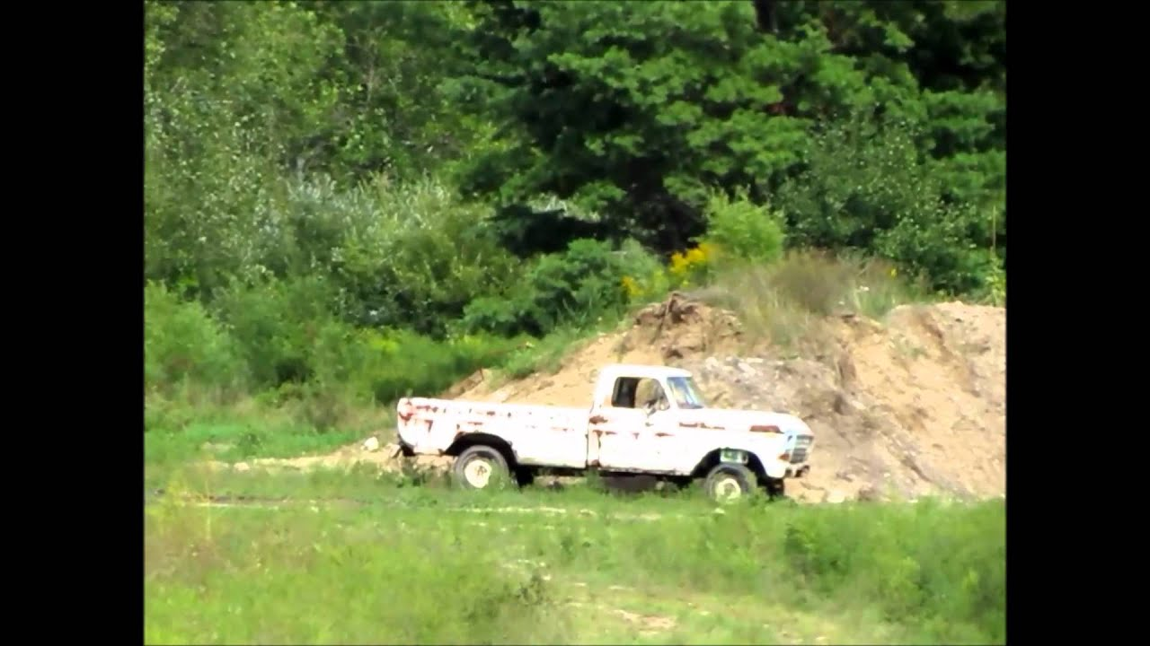 Mike Patton Ford >> 20 lbs. of Tannerite Destruction - YouTube