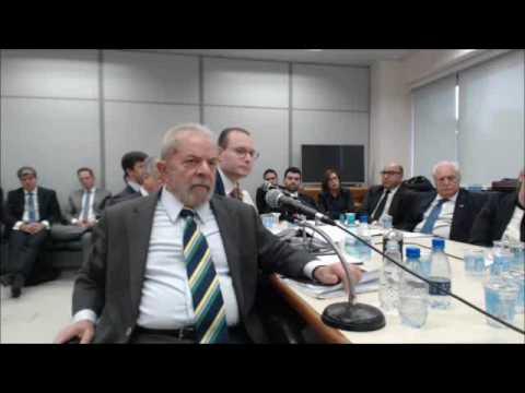 Depoimento de Lula a Sergio Moro - Vídeo 3