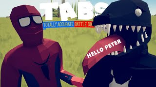 MARVEL VS TABS - Totally Accurate Battle Simulator