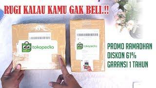Gambar cover Unboxing Paket SPESIAL..🔥🔥 Dari TOKOPEDIA.!! Official Store