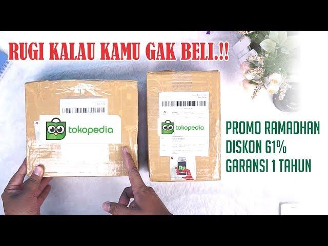 Unboxing Paket SPESIAL..🔥🔥 Dari TOKOPEDIA.!! Official Store