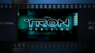 Tron Uprising Darkness Descends - Season 1 - TV Spot