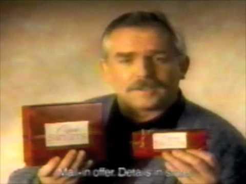 John Ratzenberger Hallmark Classic Sweets commercial - 1991