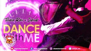 Teesha Rain Ft. Indinal - Dance With Me [Audio Visualizer]
