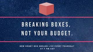 Thursday Night Breaks 5/10/18