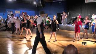 2015 Southern Oregon Music Festival -Lindy Hop - Dancers #4 10-3-2015