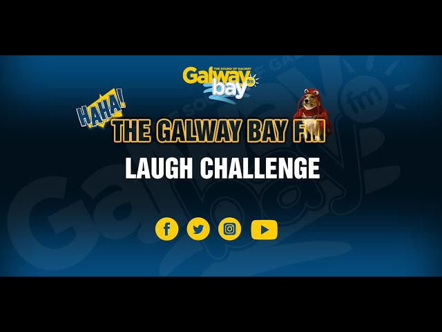 Galway Bay FM - The Great Cheesy Joke Challenge