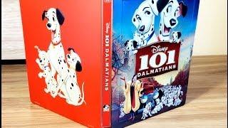 [blu-ray] 101 Dalmatians - Zavvi Exclusive Steelbook #10 [uk]
