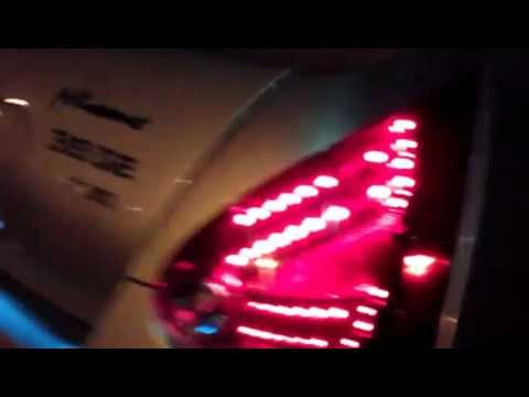 2004 Nismo Maxima Led Taillights Demo
