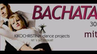 Bachata Moderna - KikoChristina dance projects @ SalsaDiversion Hamburg 28.11.14