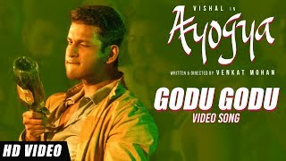 Godu Godu Song | Ayogya Tamil Movie | Vishal, Raashi Khanna | Benny Dayal, Nivas | Sam CS