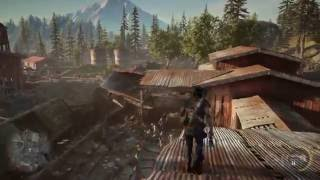 Days Gone: Gameplay Trailer - E3 2016