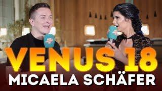 Venus 2018 | Micaela Schäfer im Interview | Vorlieben und Beziehungsstatus