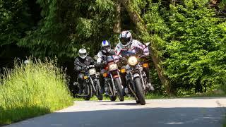BigBike-Klassiker im Praxistest in der Klassik Motorrad Nr. 6 2021 - Teaser