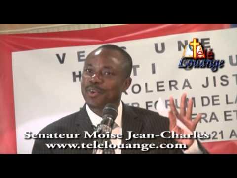 Senateur Moise Jean Charles Dosye Kidnaping ak biznis ann Ayiti
