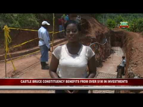 CASTLE BRUCE CONSTITUENCY BENEFITS FROM OVER $1M IN INVESTMENTS