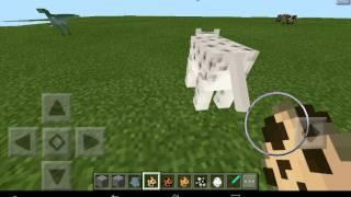 Обзор мода на животных + инструкция по установки
