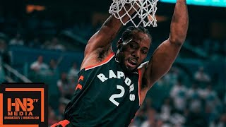 Toronto Raptors vs Orlando Magic - Game 3 - Full Game Highlights | April 19, 2019 NBA Playoffs