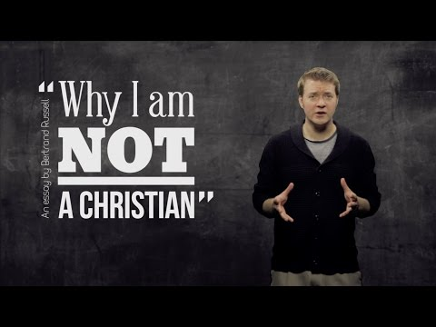"""Why I am NOT a Christian"" // Unbelievable? The Conference 2017"