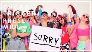 Justin Bieber - Sorry (MIDI + Chord Trigger Preset)