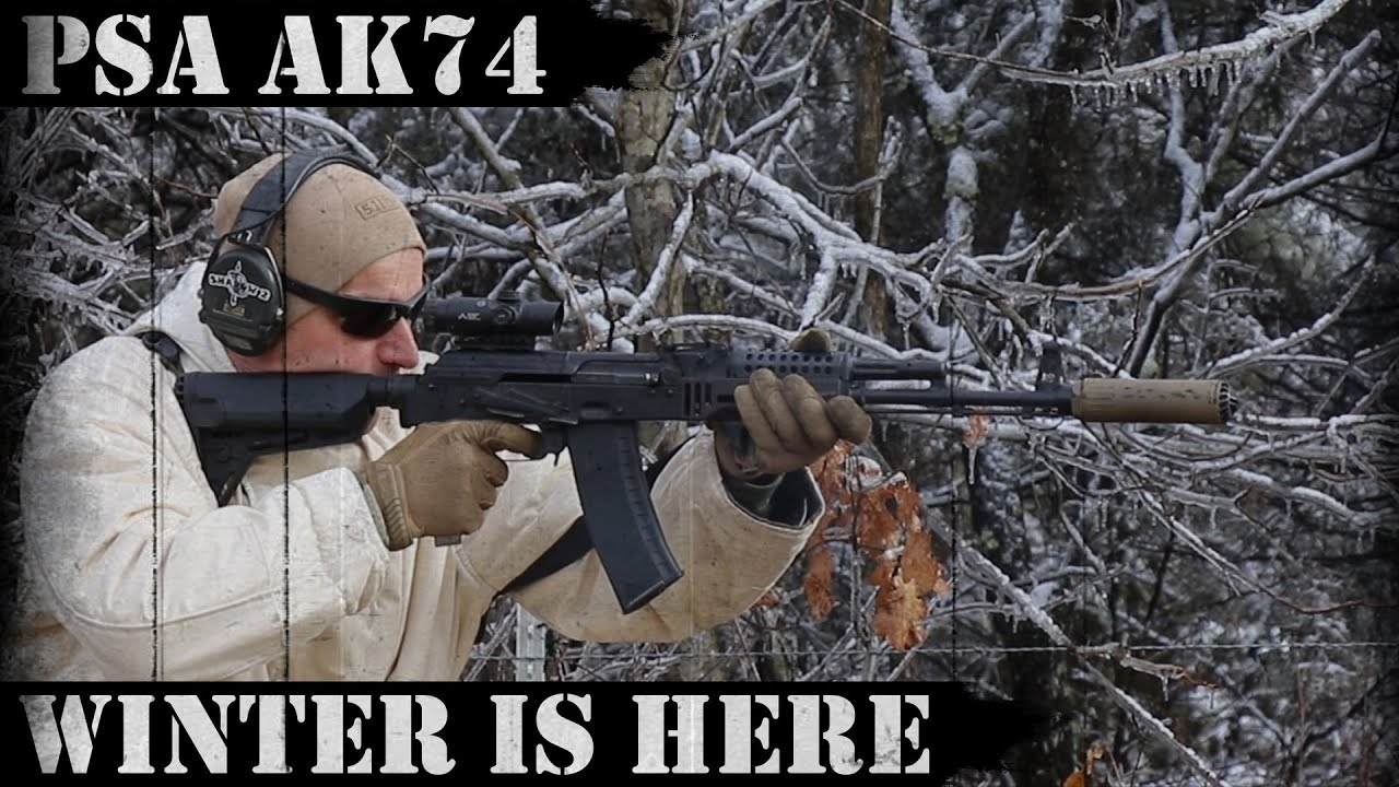 PSA AK74 - Winter is Here!