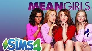 Create a sim mean girls! | sims 4 | amy lee33