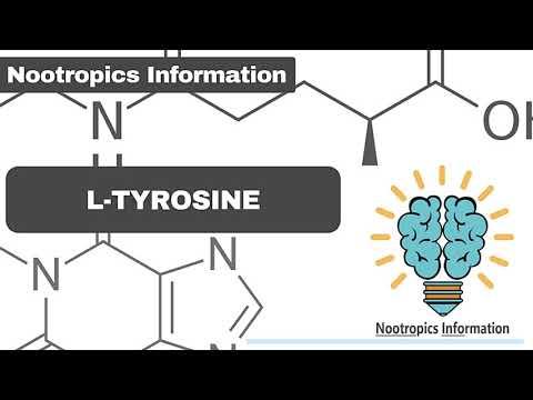 N-Acetyl L-Tyrosine (#NALT) - Nootropics Information