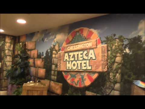 Safari & Azteca hotel tour 2016 | Chessington World of Adventure