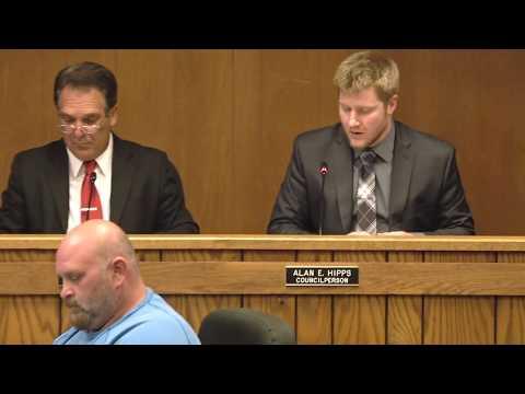 Northfield Village Council Meeting 8-23-17