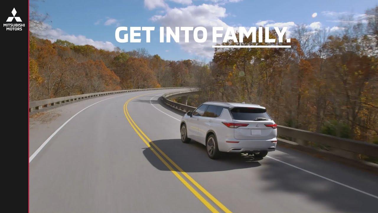 2022 Mitsubishi Outlander | Get Into Family