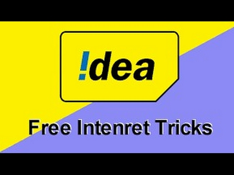 Idea Free Internet Tips In  Trick 2017-2018 Unlimited