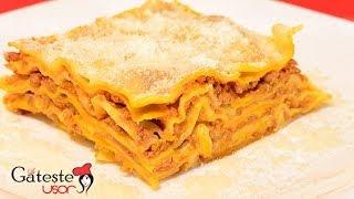 Reteta De Lasagna Bolognese