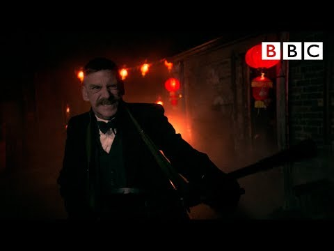 This Is Why You Don't 🤭 With The Peaky 🤭 Blinders | Peaky Blinders - BBC