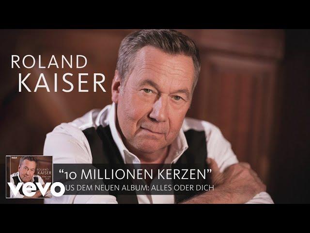 Roland Kaiser - Roland Kaiser über