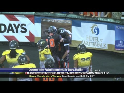 Championship Indoor Football League seeks to expand and stabilize