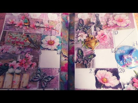 PLAN WITH ME DOLLAR TREE STICKERS & UNICORN TEARS PAPER PAD PT.1