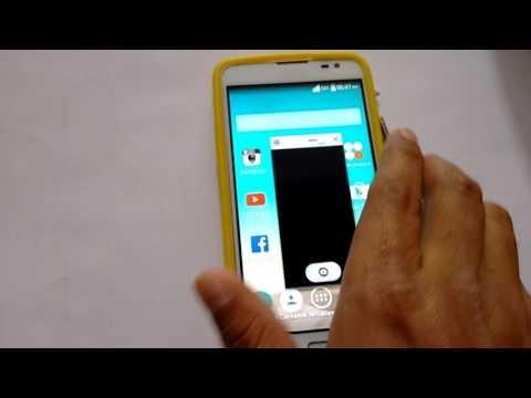 LG G Pro Lite instalar camara en qslide