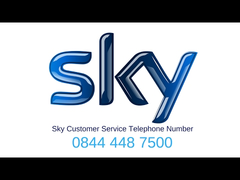 Sky Customer Services Contact Number | 0844 448 7500 |- Interact