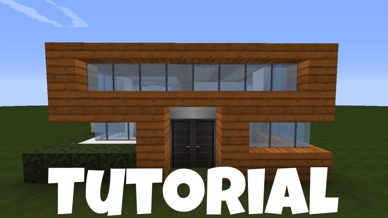Minecraft Spielen Deutsch Minecraft Haus Bauen Jannis Gerzen Bild - Minecraft hauser modern zum nachbauen