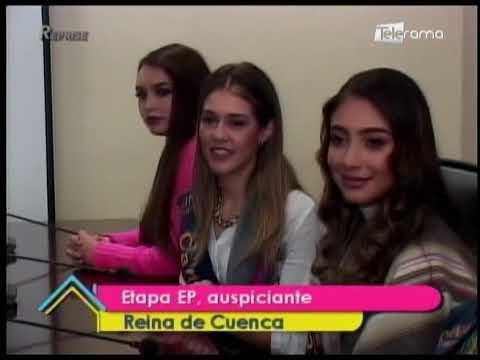 Candidatas a Reina de Cuenca visitaron El Cajas