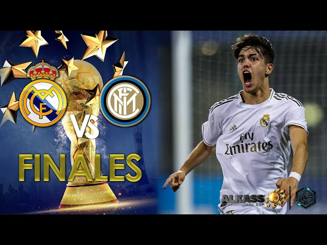 11++ Real Madrid Vs Inter Milan 2020