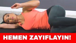 Bu Egzersizi Yapan İnceliyor (30 Dk. Tam Ders)