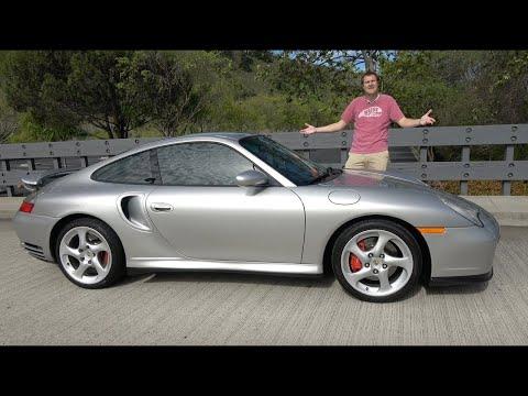 Вот почему Porsche 911 Turbo (996) - это безумная халява