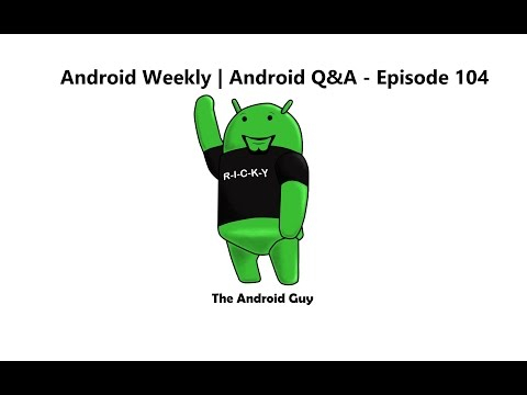Android Weekly Android Q&A Ep 104 - Samsung Doubled Apple Sales for Q1, WWDC 2016 Annouced