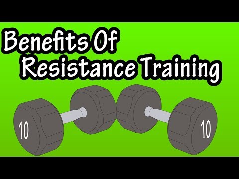 Benefits Of Resistance Training Strength Training Benefits
